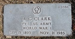 A G Clark