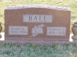 Katherine E Kate <i>McClary</i> Ball