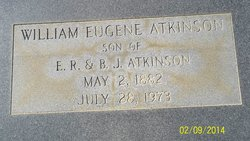William Eugene Atkinson