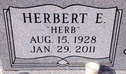 Herbert Elmer Herb Burke