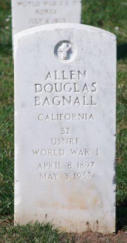Allen Douglas Bagnall