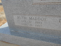 Ruth Maddox Emery