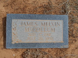James Melvin McCollum
