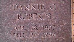 Dannie C Roberts