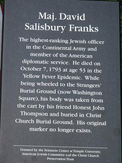 Col David Salisbury <i>(Franco-deCosta)</i> Franks