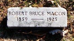 Robert Bruce Macon