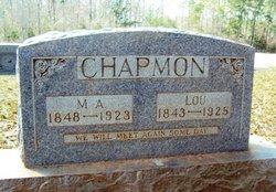 Sarah Lou <i>Simpson</i> Chapmon