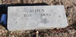 Anna Alden