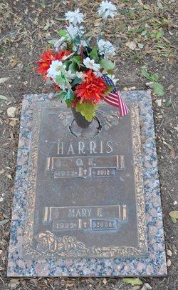 Mary Frances <i>Rusmisel</i> Harris