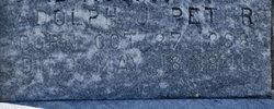 Adolph J Peter