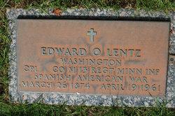 Edward O Lentz