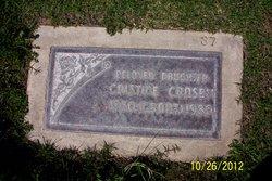 Cristine Patricia <i>Grant</i> Crosby