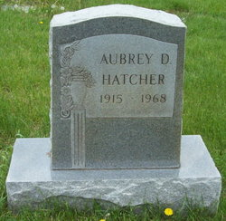 Aubrey Dale Hatcher