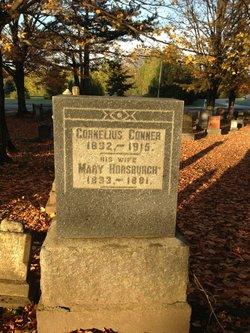 Mary <i>Horsburgh</i> Conner
