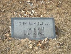 John M Mitchell