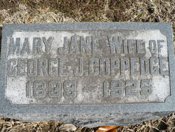 Mary Jane <i>Bishop</i> Coppedge