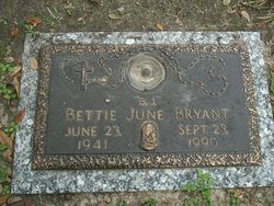 Bettie June B.J. Bryant
