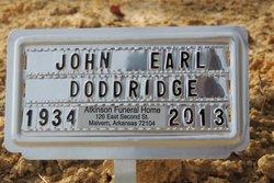 John Earl Doddridge