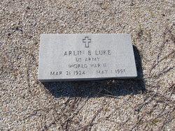 Arlin B Luke