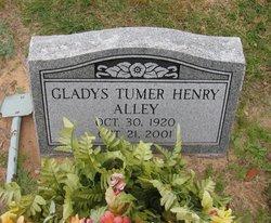 Gladys Tumer <i>Henry</i> Alley