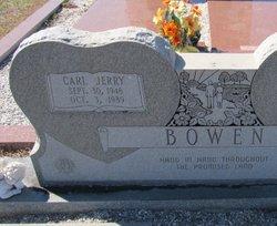 Carl Jerry Bowen