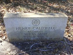 Henry Caldwell