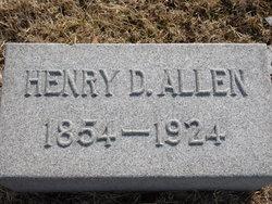 Henry Dixon Allen