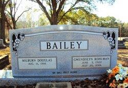 Gwendolyn Mozelle <i>Kohlman</i> Bailey