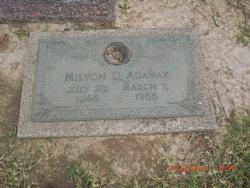 Milton Daniel Adaway