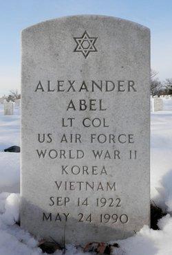 Alexander Abel