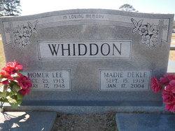 Madie <i>Whigham</i> Whiddon
