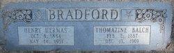 Henry Hermas Bradford