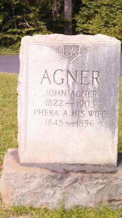 Pheba Ann <i>Bearden</i> Agner