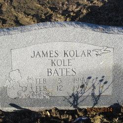 James Kolar Kole Bates
