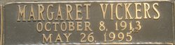 Margaret Janet <i>Vickers</i> Whitener