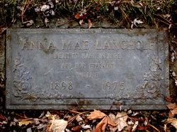 Anna Mae <i>Blankenship</i> Langholf