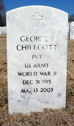 George I Chillcott