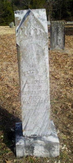 Elizabeth <i>Shults</i> Jones