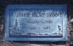 Bessie S Bryant