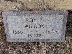 Roy P. Wilcox