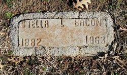 Stella L. <i>Hurst</i> Bacon