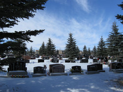 Queens Park Cemetery