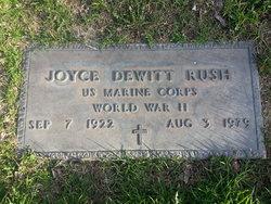 Joyce Dewitt Rush