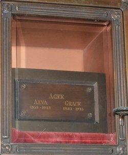 Alva Alfred J Agee