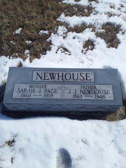 Sarah Jane <i>Page</i> Newhouse
