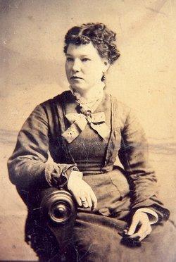 Clara Janette <i>Lindsley</i> Frost