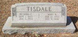 Mary <i>Brogdon</i> Tisdale