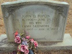 Emma Lee <i>Skidmore</i> Poplin
