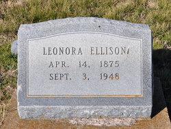 Leonora Lee <i>Locklin</i> Ellison
