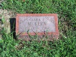 Clara J McKern